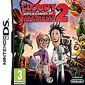 CLOUDY CHANCE OF MEATBALLS 2 (NDS)