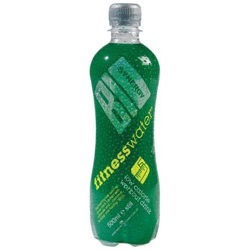 Bio-Synergy Fitness Water Dietary Supplement Drink 12 Bottles x 500ml