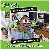 Voilent Veg Presents The Album 40 Favourite Songs For Dad