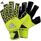 Adidas Ace Zones Fingersave Allround Goalkeeper Gloves - Yellow