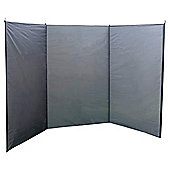 Tesco Camping Windbreak, Grey