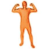 Morphsuit Glow Orange - Medium