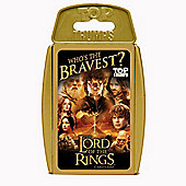 Top Trumps - Whos The Bravest Lord Of The Rings