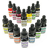 Dr. Ph. Martin's Radiant Concentrated Watercolours - Set C