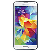 Samsung Galaxy S5 Shimmery White