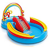 Rainbow Ring Play Centre Paddling Pool - 57453