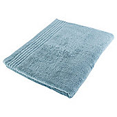 Tesco House of  Cotton  Marine Bath Sheet