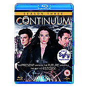 Continuum Series 3 Blu-ray