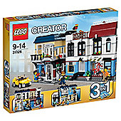 LEGO Creator Bike Shop & Café 31026
