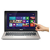 Asus VivoBook S200E 11.6 inch Intel Core i3, 4GB RAM, 500GB, Windows 8 Touch, Grey Laptop