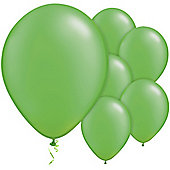 Lime Green Balloons - 11' Pearl Latex Balloon (100pk)