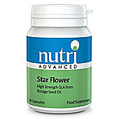 Nutri Ltd Star Flower 90 Capsules