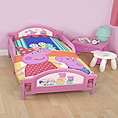 Peppa Pig Toddler Bedding - Funfair