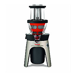 Tefal Infiny Press Revolution Juicer - Champagne & Black