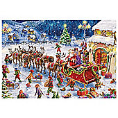 150XXL pc jigsaw Santas Helpers