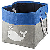 Tesco Whale Paperloom Basket