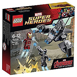 LEGO Marvel Super Heroes Avengers Iron Man vs. Ultron 76029