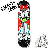 Madd Gear Gangsta Series Battle Zone Complete Skateboard