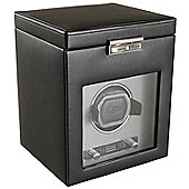 Wolf Designs Viceroy Module 2.7 Watch Winder with Cover and Storage - Single