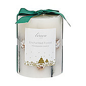 Enchanted Forest Botanical Candle