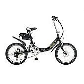 "Hopper 20"" folding E bike"