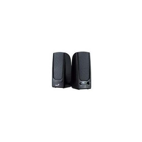Genius SP-S110 Desktop Speakers (Black)