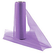 Organza Sheer Roll Lilac - 25m
