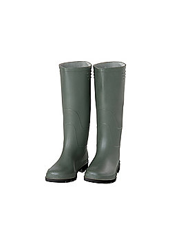 Briers B0274 Traditional Pvc Wellington Boot Size 4