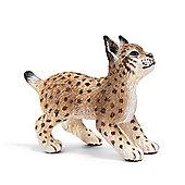 Schleich Lynx cub