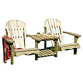 Zest 4 Leisure Lily Double Seat Relax Chair