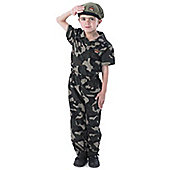 Soldier - Child Costume 3-4 years
