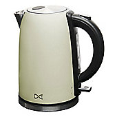 Daewoo DSK7A3C Cream Cordless Jug Kettle - 1.7L