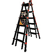 Heavy Duty 6 Rung Little Giant Ladders Pro Version
