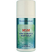 Msm Joint & Muscle Balm (100ml Cream)