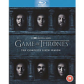 Game Of Thrones: Season 6 Blu-ray