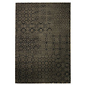 Esprit Hamptons Taupe Contemporary Rug - 120 cm x 180 cm (3 ft 11 in x 5 ft 11 in)