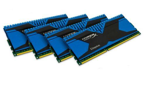 Kingston HyperX 16 GB. (4x4 GB.) Memory Module 1866MHz DDR3 Non-ECC CL9 240-pin DIMM XMP Predator Series.
