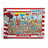 Wheres Wally 1000pc Clown town puzzle