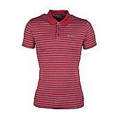 Raja Mens Polo Shirt - Red