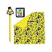 Angry Birds Stylus Essentials Set (3pc) For Nintendo 3ds, Yellow Bird (35194) - Nintendo3DS