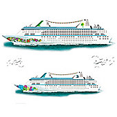 Scene Setters Cruise Ship Add-Ons (2pk)