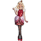 Ever After High Apple White Costume Medium
