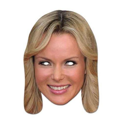 Amanda Holden Fancy Dress Mask