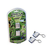 Unicom 57543 Wind Up Micro Torches X2