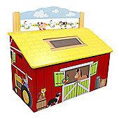 Fantasy Fields Happy Farm Toy Chest