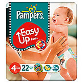 Pampers Easy Upssize 4 Maxi Carry Pk 22