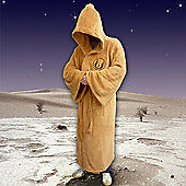 Jedi Gown Star Wars Fleece Dressing Gown-One Size