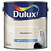 Dulux Matt Emulsion Paint, Natural Calico, 2.5L