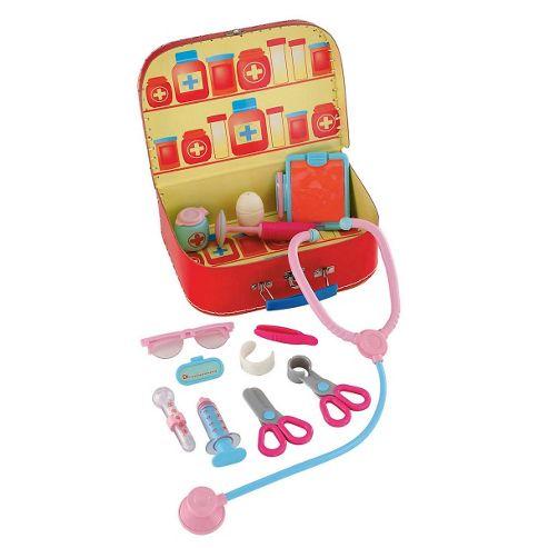 ELC Nurse's Medical Case - Pink