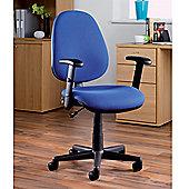 Office Basics Bilbao Operators Chair - Blue